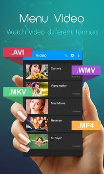 X-Video Player screenshot 2