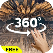 VR Video Player Cardboard 360 icon