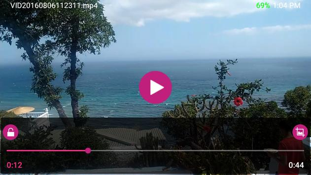 4K Tube Video Player apk screenshot
