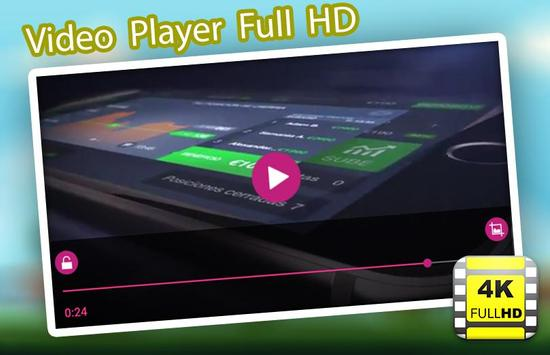Video Player Full HD poster