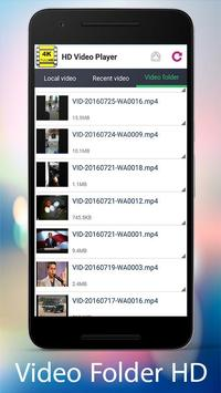 Video Player Full HD screenshot 2