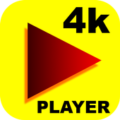 Ultra 4K Video Player icon