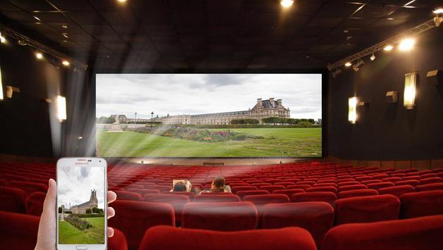 Real Video Projector HD Prank apk screenshot