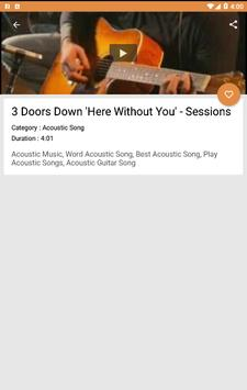 Acoustic Songs channel for Android - APK Download