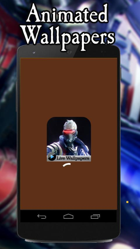 Soldier 76 Live Wallpapers for Android - APK Download