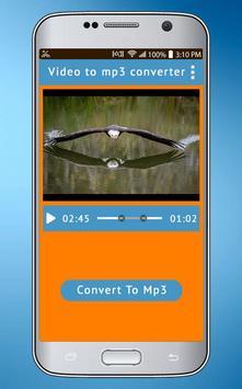 Video to MP3 Converter apk screenshot