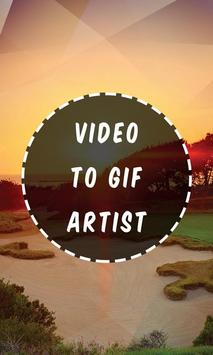 Video to GIF Artist poster