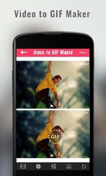 Video to GIF Maker apk screenshot