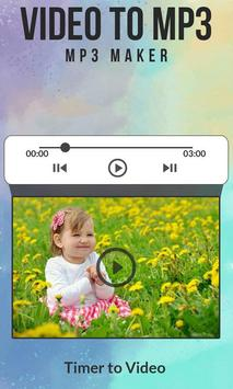 Video to MP3 : MP3 Maker screenshot 4