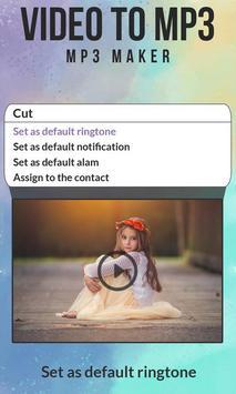 Video to MP3 : MP3 Maker screenshot 5