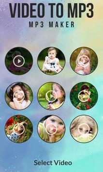 Video to MP3 : MP3 Maker screenshot 2