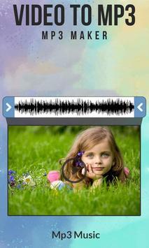 Video to MP3 : MP3 Maker screenshot 3