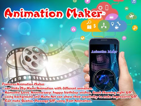 Animation Maker poster