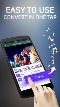 Easy Video to mp3 converter screenshot 3