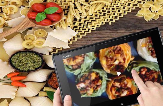 پخت انواع پاستا screenshot 2