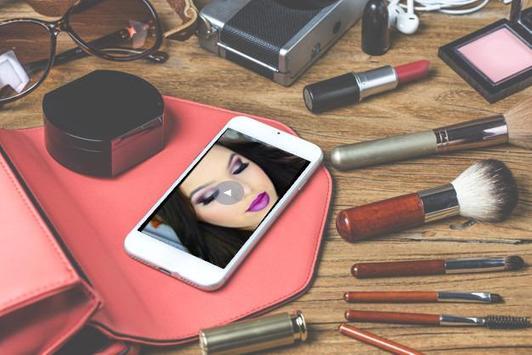 بنفش آرایش کن! screenshot 4