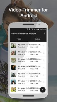 Video Trimmer for Android poster