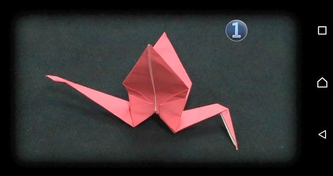 Origami Video Tutorial screenshot 5