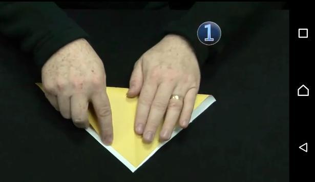 Origami Video Tutorial screenshot 7
