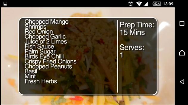 Mango Recipes screenshot 8