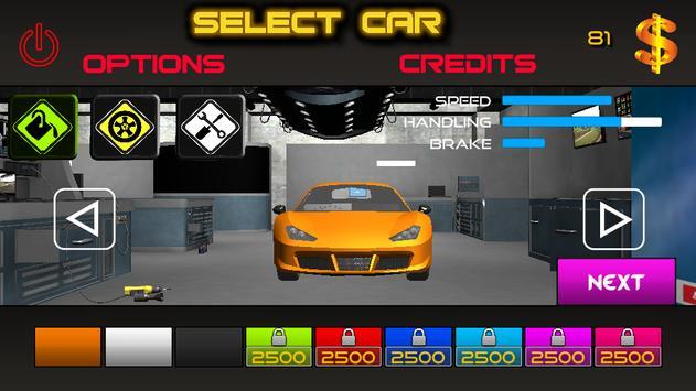 Traffic Racer Speed Car screenshot 2