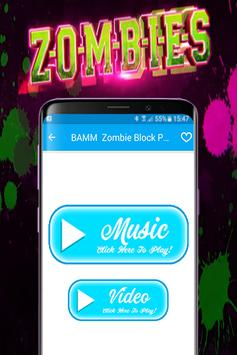 Ost. Zombies All songs lyrics and video screenshot 2