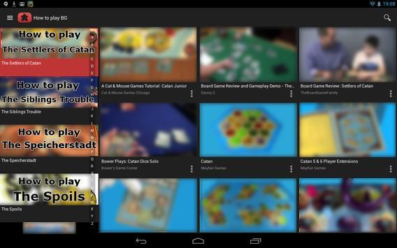 How to Play Board Games apk screenshot