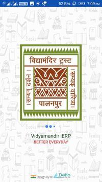 Vidyamandir iERP poster