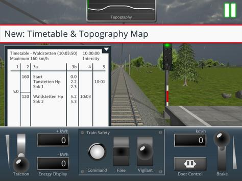 DB Train Simulator apk screenshot