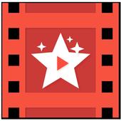 Vidstar - Video Editor, Video Star Maker icon