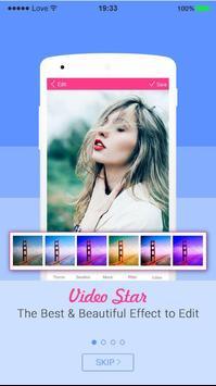 Vidstar - Video Editor, Video Star Maker poster
