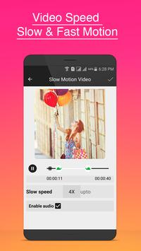 Video Speed Slow & Fast Motion apk screenshot