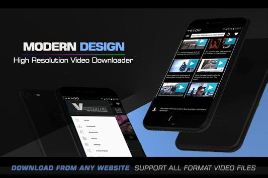 V-Mate Video Downloader PRO poster