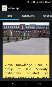 Vidya Knowledge Park apk screenshot
