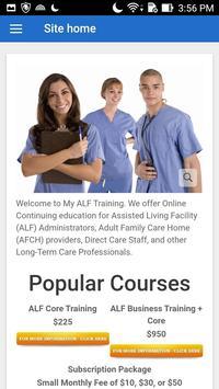 My ALF Training screenshot 1