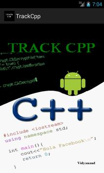 Track Cpp poster