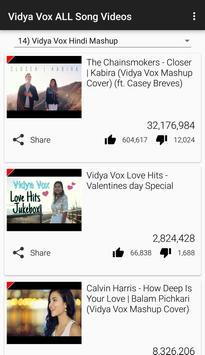 Vidya Vox Songs App VIDEOs screenshot 2
