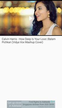 Vidya Vox Songs App VIDEOs screenshot 3