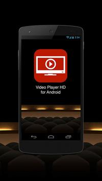 Video Player HD for Android poster