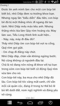 Truyen ngan Nguyen Nhat Anh apk screenshot