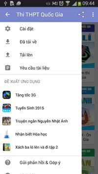 Ôn thi THPT Quốc Gia screenshot 3