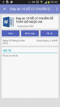 Ôn thi THPT Quốc Gia screenshot 2