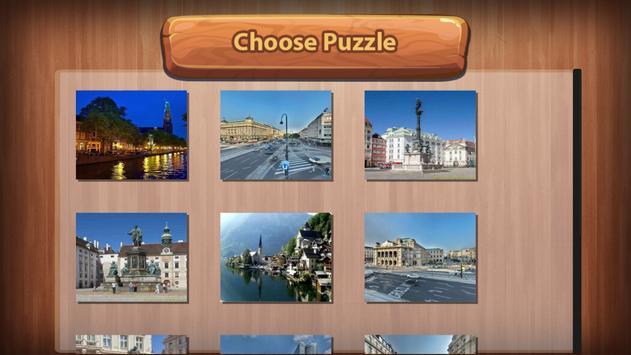Puzzles Vienna poster
