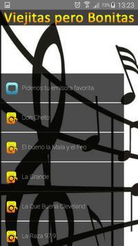 Viejitas pero Bonitas Radio apk screenshot
