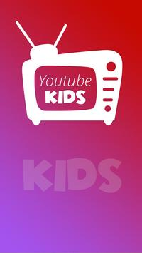 Tube Kids - Youtube for kids poster