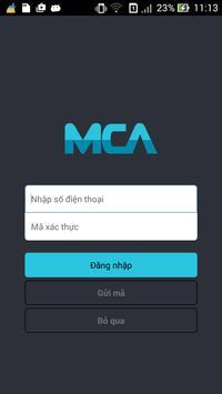 MCA apk screenshot