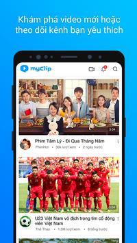MyClip – Clip HD đặc sắc poster