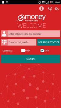 emoney for agent apk screenshot