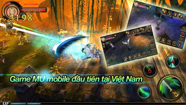 MU online - Thiên Địa 3D poster