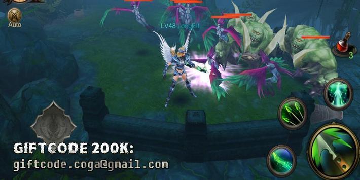MU online - Thiên Địa 3D apk screenshot
